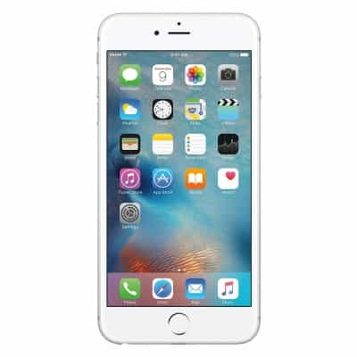 Apple iPhone 6s Plus 16 GB, 4G LTE, Silver