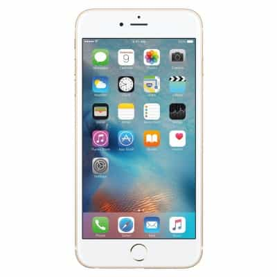 Apple iPhone 6s Plus 64 GB, 4G LTE, Gold