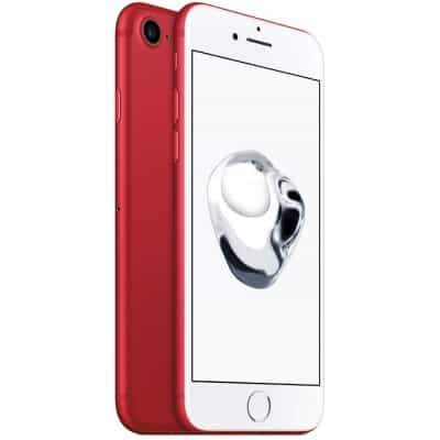 Apple iPhone 7 128 GB, 4G LTE, Red, With…