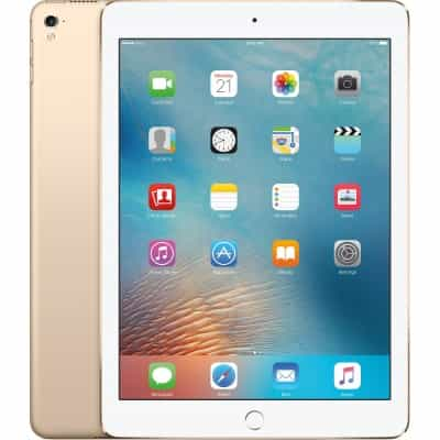 Compare Apple iPad Pro  9.7   2016  4G  LTE, 256  GB,  Gold at KSA Price