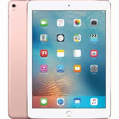 Apple iPad Pro 9.7 Wifi, 128 GB, Rose…