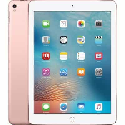 Apple iPad Pro 9.7 Wifi, 256 GB, Rose…