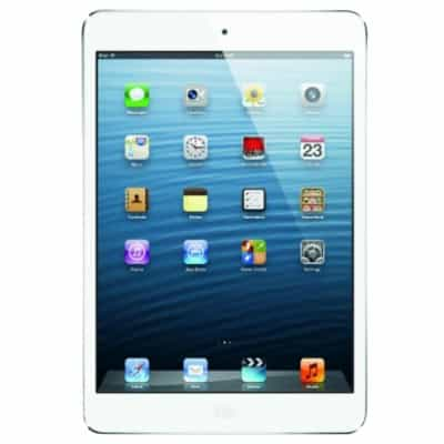 Apple iPad Mini 4 4G LTE, 16 GB, Silver