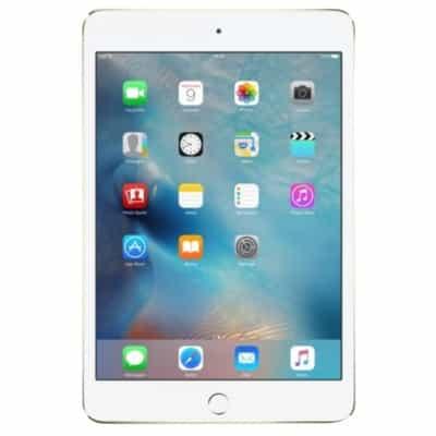 Apple iPad Mini 4 4G LTE, 64 GB, Gold