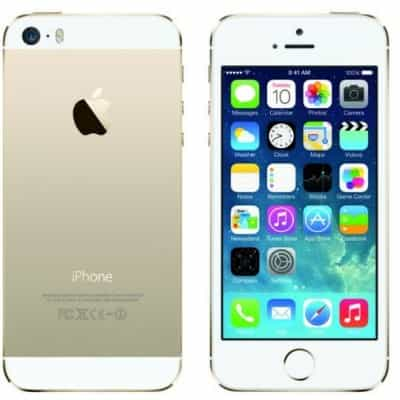 Apple iPhone 5S 16 GB, 4G LTE, Gold, With…