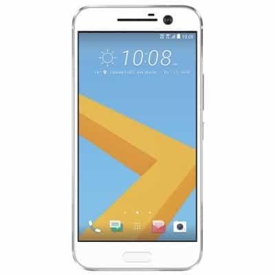 HTC 10 32 GB, 4G LTE, Glacier Silver
