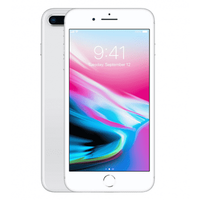 Apple iPhone 8 plus 64 GB, 4G LTE, Silver