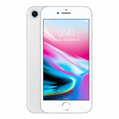 Apple iPhone 8 64 GB, 4G LTE, Silver