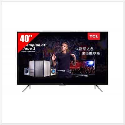 TCL, LED SMART TV 40D2930S