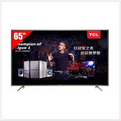 TCL, LED 4K Android Smart TV, 65P1-US
