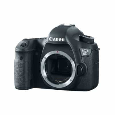 Canon Camera EOS 6D WIF24-105 FULLFRAME 20M.P…