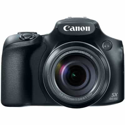 Canon Camera SX60 16MP 65X WIFI Canon POWER (SX60)