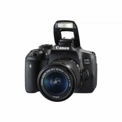 Canon EOS 750D Camera 24.2 MP+ 18-55 Lens+ Dslr…