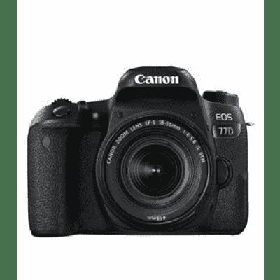 Canon EOS 77D, 24.2 Megpixels, with lens 18-135…