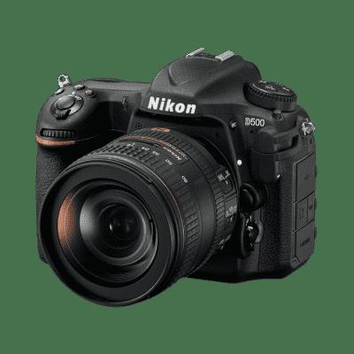 Nikon D500 DSLR Body Only, 20.9MP, Black (VBA480AM)…