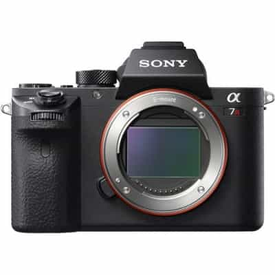 Sony Alpha A7R Mark II (ILCE-7RMII) Body only…