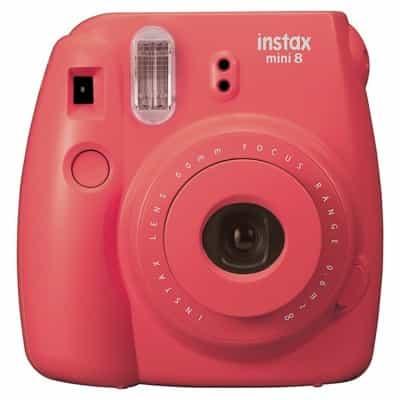 Compare Instax Camera Mini8 Fuji, Rasbe  FJMINI8 R  at KSA Price