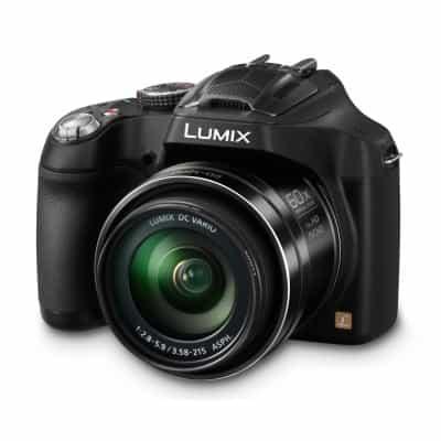 Panasonic LUMIX Digital Camera DMC-FZ70GC-K