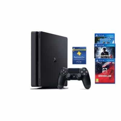 Compare PlayStation 4  Slim at KSA Price