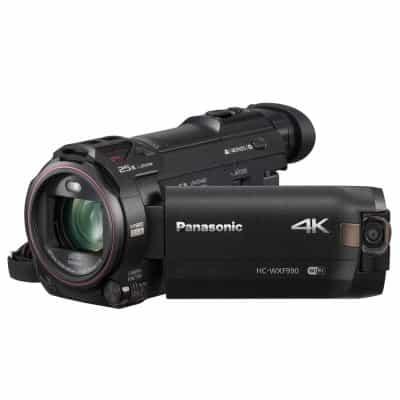 Compare Panasonic 4K  Ultra HD  Camcorder HC WXF990GCK at KSA Price