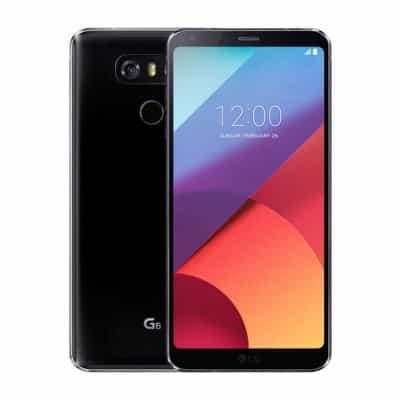 LG G6 Dual SIM, 32 GB, 4G LTE, Black
