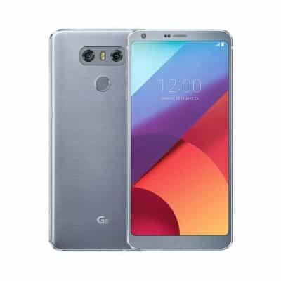LG G6 Dual SIM, 32 GB, 4G LTE, Platinum