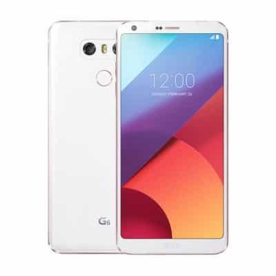 LG G6 Dual SIM, 32 GB, 4G LTE, White