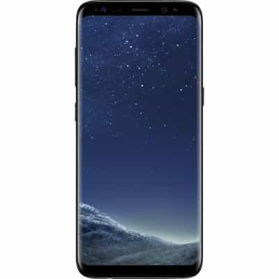 Samsung Galaxy S8 Dual Sim, 64 GB, Black