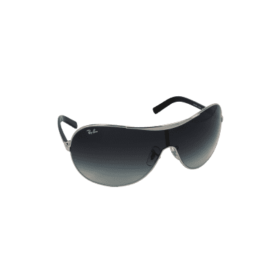 Ray Ban Silver Sunglass For Unisex (SG1678)