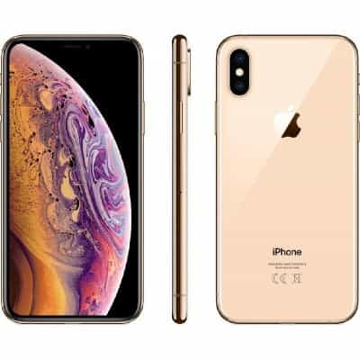 Compare Apple iPhone Xs,  64  GB,  Gold, 4G  LTE  at KSA Price