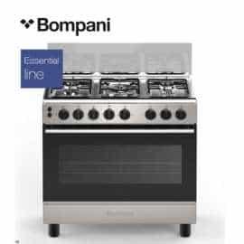 ntttttttBompani Cookers 5 Burner50x80ntttttt