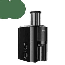 Compare Braun Multiquick Juicer, 800  W,  BLACK at KSA Price