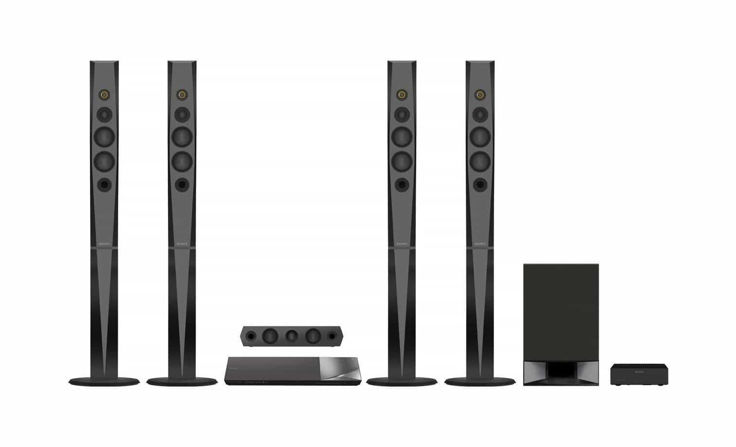 Compare Sony Home Theater 5.1  CH,  1200W 3D  Blu Ray at KSA Price