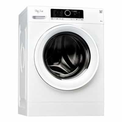 Compare Whirlpool Front Load Washer, 8KG, White at KSA Price
