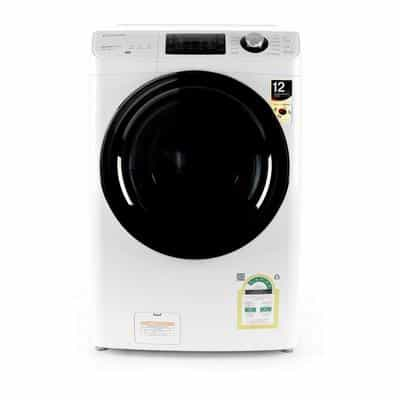 Compare Daewoo Front Load Washer 11KG Dryer 7KG, White at KSA Price