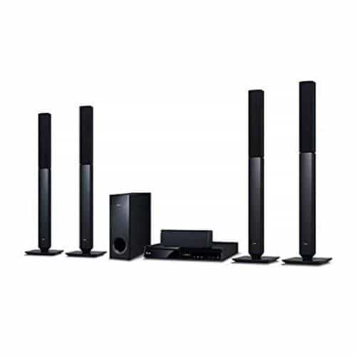 Compare LG  Home Theaters 5.1Ch 1000W at KSA Price