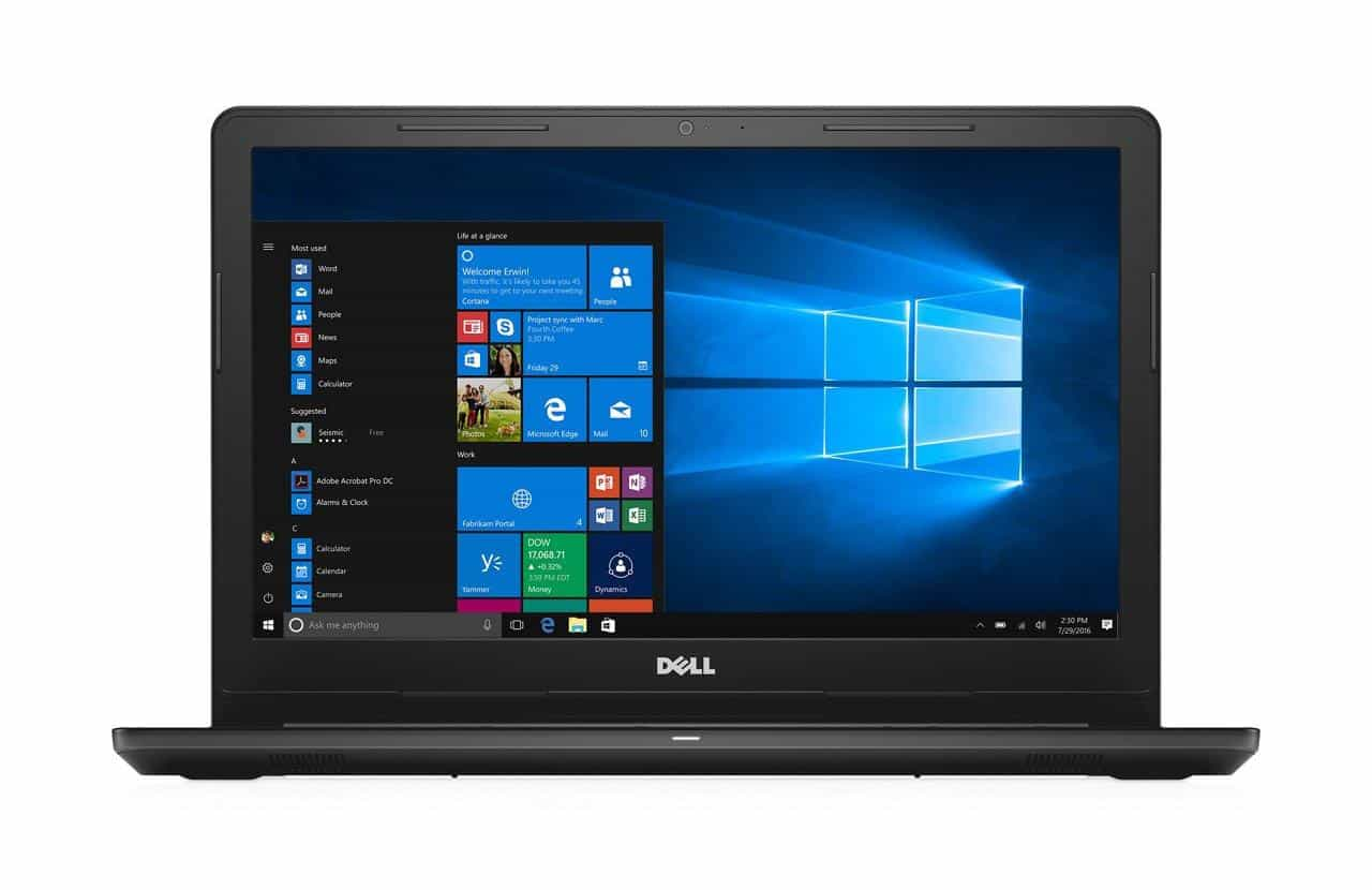 Compare Dell Inspiron 15,  Intel Core i3,  15.6 inch, 4GB  RAM, 1TB, Black at KSA Price