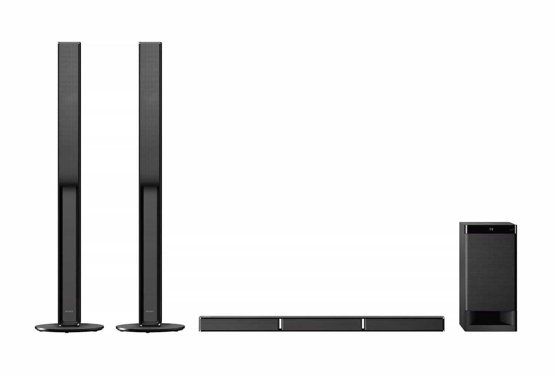 Compare Sony 600W Real 5.1ch Dolby Digital Soundbar with Tallboy speaker, HT RT40 at KSA Price