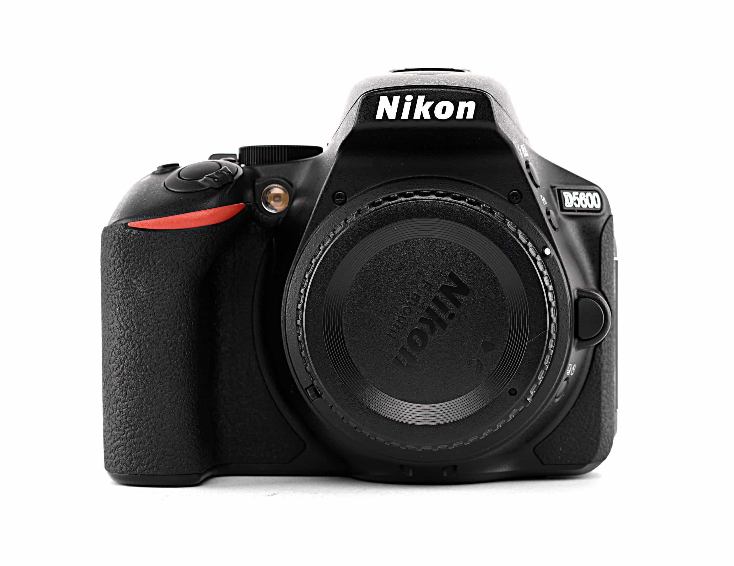 Compare NIKON D5600     Black, with 18 55mm VR  Lens at KSA Price