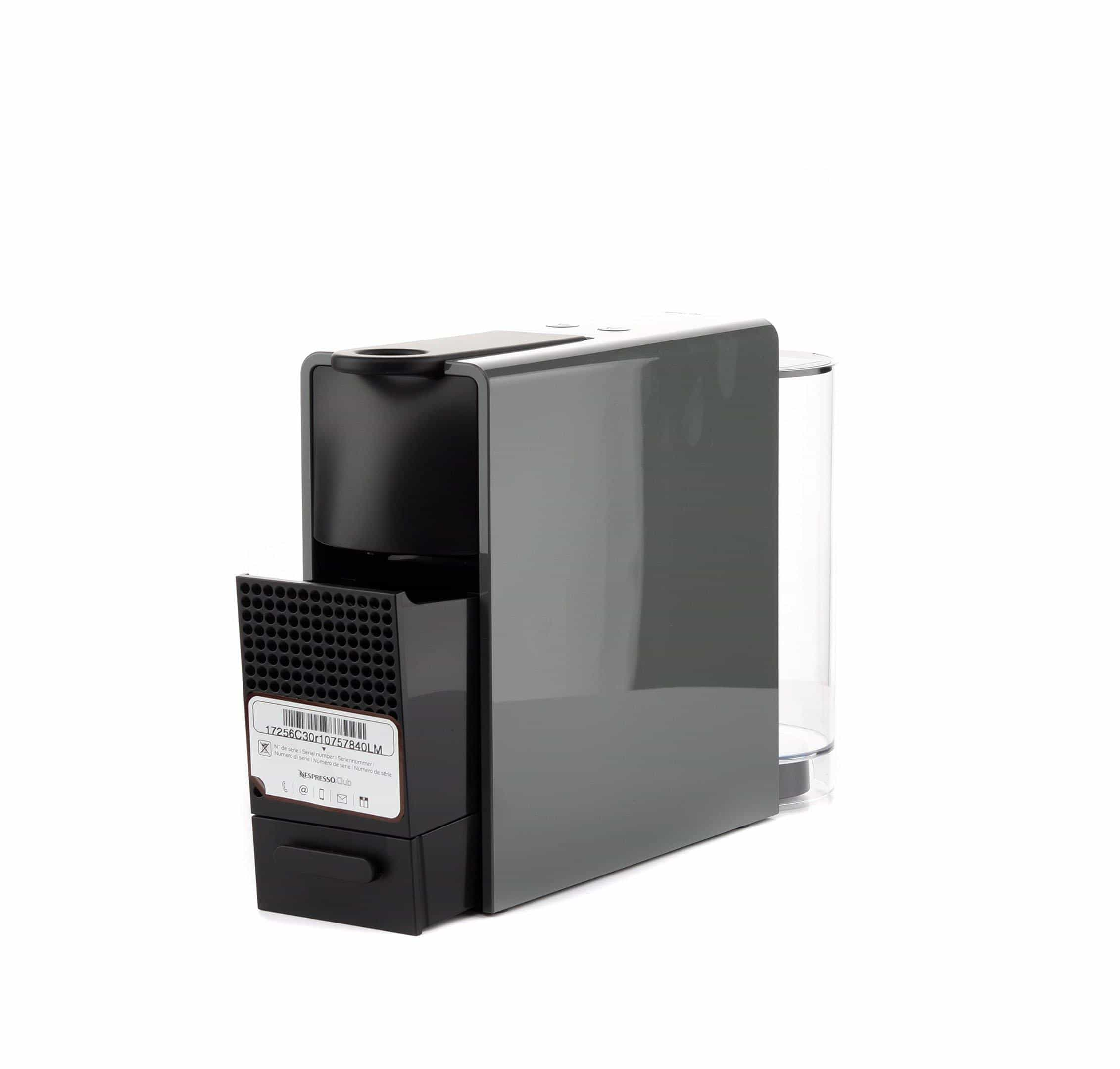 Compare Nespresso Essenza Mini Coffee Machine Grey at KSA Price