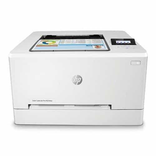 Compare HP  Color LaserJet Pro  M254nw Printer  White at KSA Price