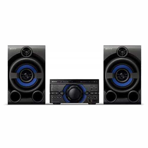 Compare Sony Audio DVD  HiFi System With Bluetooth 870W RMS  Black at KSA Price