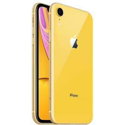 Compare Apple iPhone XR,  256GB, Yellow at KSA Price