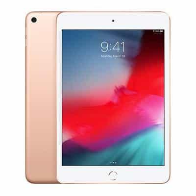 Compare Apple iPadMini 2019, 7.9 Inch, Cellular, WiFi,256GB, Gold at KSA Price