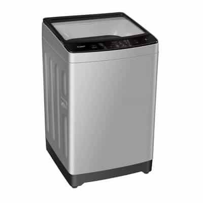 Compare Candy Auto Topload Washing Machine, 8Kg, Silver at KSA Price