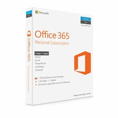 Office 365 Personal English