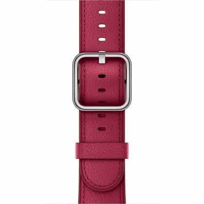 Apple Classic Buckle - Berry
