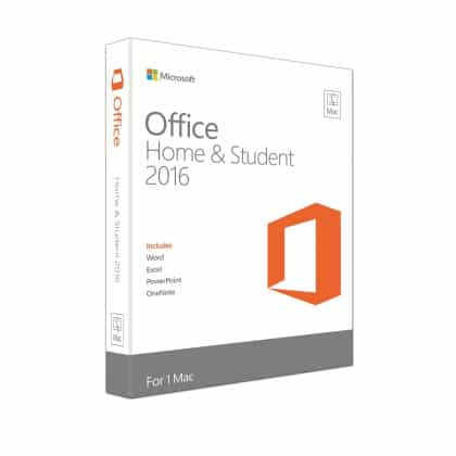 Off Mac Home Student 2016 English Middle East…