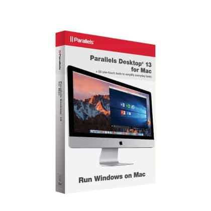 Parallels Desktop 13 for Mac Retail Box…