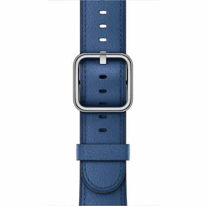 Apple Classic Buckle - Sapphire